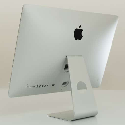 iMac 21 Slim Rear Side