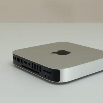 Mac Mini Rear Pre 2012