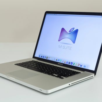 Macbook Pro 15 Front Side On