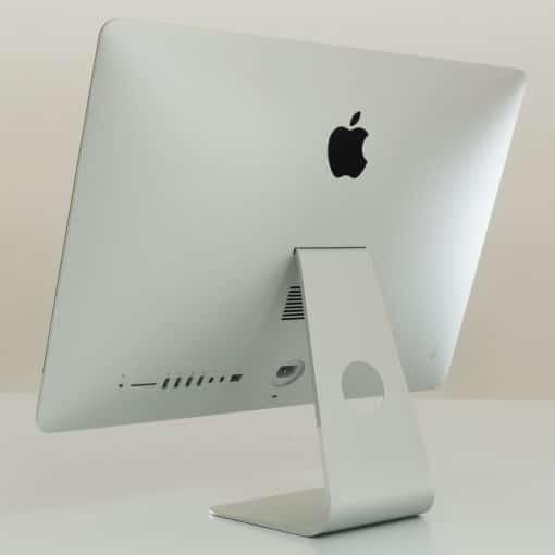 iMac 21 Slim Rear Side